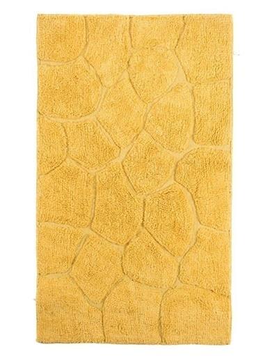 Giz Home Cotton Paspas 65X120 Sarı Sarı